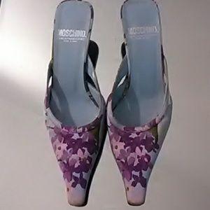 Moschino Mule Sandals